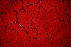 Bloody texture Stock Image