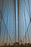 blookin桥梁 免版税图库摄影