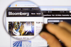 Bloomberg Stockfotografie