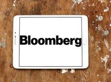 Bloomberg firmy logo Zdjęcia Royalty Free