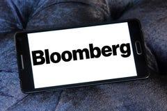 Bloomberg firmy logo Obraz Stock