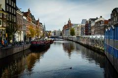 Bloomen Market Amsterdam royalty free stock images