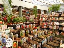 Bloomenmarkt Στοκ Φωτογραφίες
