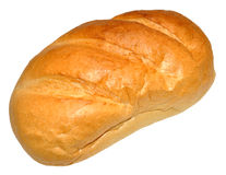 Bloomer Style Bread Loaf Royalty Free Stock Photography