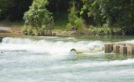 Bloomfield en inondation Image libre de droits
