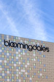 Bloomindale's Store Exterior Stock Image