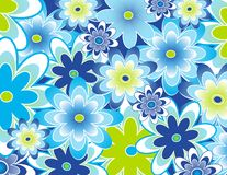 Blooming Flowers Royalty Free Stock Photos