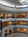 Bloomingdales at Dubai Mall in the UAE Royalty Free Stock Photos