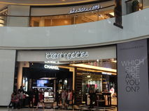 Bloomingdales at Dubai Mall in the UAE Stock Photo