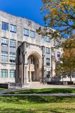 College Science Building and Jordan Hall Stock Photography