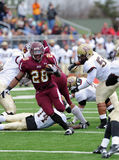 Bloomsburg Running Back Franklyn Quiteh Royalty Free Stock Photography