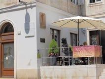 Bloomsday in den Pula, Kroatien Lizenzfreies Stockbild