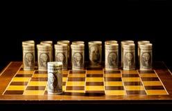 Blootstelling aan risicoconcept Royalty-vrije Stock Foto's