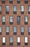 Bloque de apartamentos Foto de archivo