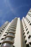Bloque de apartamentos Imagen de archivo