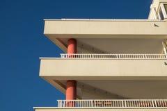 Bloque de apartamentos Fotos de archivo