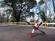 Bloque de camino de Murree Fotos de archivo libres de regalías