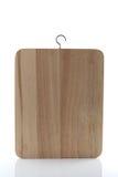 Bloque de carnicero de madera Fotografía de archivo libre de regalías