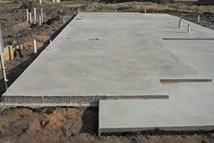 Bloque de cemento Fotografía de archivo libre de regalías