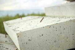 Bloque de cemento Fotos de archivo libres de regalías
