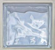Bloque de cristal Foto de archivo libre de regalías