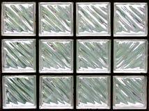 Bloque de cristal Foto de archivo