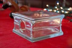 Bloque de cristal Imagenes de archivo