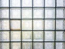 bloque de cristal Imagen de archivo libre de regalías