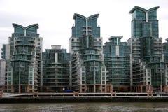 Bloque de oficina, Londres Imagen de archivo