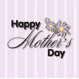 Bloque de título del día de madres 2 Fotografía de archivo libre de regalías