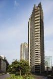 Bloque de torre de la barbacana Imagen de archivo