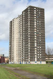 Bloque de torre, Glasgow Foto de archivo libre de regalías