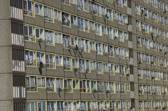 Bloque de viviendas Foto de archivo