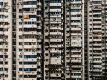 Bloque de viviendas Fotos de archivo libres de regalías