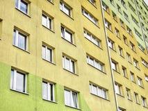 Bloque de viviendas Fotografía de archivo