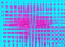 Bloque-Hintergrund Lizenzfreie Stockfotos