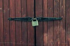 Bloqueado hacia fuera Foto de archivo libre de regalías