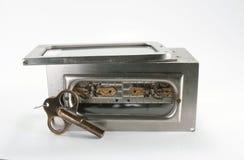 Bloquee la opinión del cronómetro de la tapa Imágenes de archivo libres de regalías