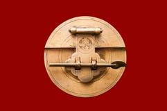 Bloqueo chino Fotografía de archivo libre de regalías