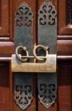 Bloqueo de cobre Foto de archivo