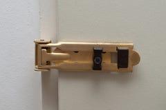 Bloqueo de puerta Imagen de archivo libre de regalías