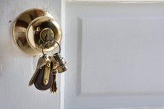 Bloqueo de puerta Imagen de archivo