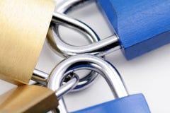 Bloqueos, concepto de problema de asunto imagen de archivo libre de regalías