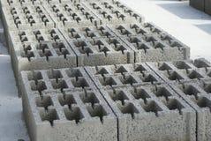 Bloques de cemento Fotografía de archivo libre de regalías