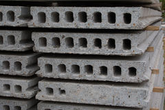 Bloques de cemento foto de archivo libre de regalías
