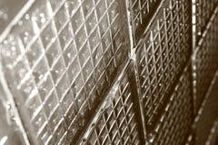 Bloques de cristal. Foto de archivo libre de regalías