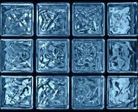 Bloques de hielo Foto de archivo libre de regalías