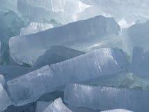Bloques de hielo Imagenes de archivo