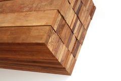 Bloques de madera imagen de archivo libre de regalías