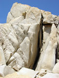 Bloques de rocas Foto de archivo